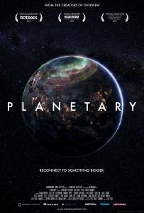 PLANETARY - MAIN POSTER